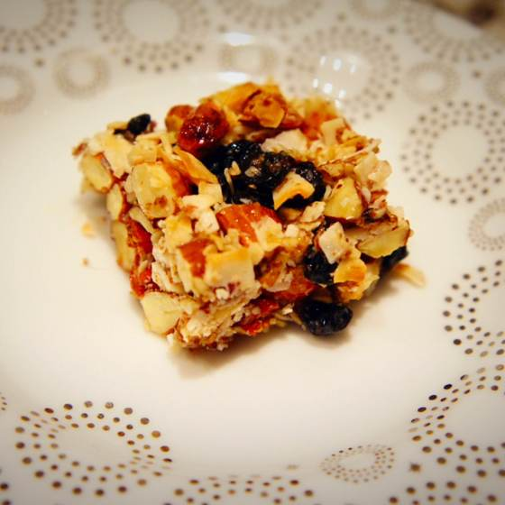 The Baconista - Very Berry Bar