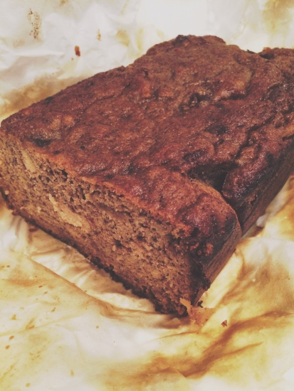 The Baconista - Banana Bread